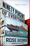 Ninety Percent of Everything, Rose George, 1250058295