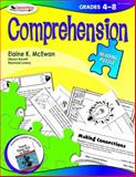 Comprehension, Grades 4-8, McEwan, Elaine K. and Burnett, Allyson, 1412958296