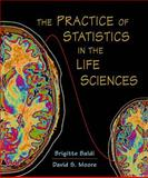 Practice of Statistics in the Life Sciences w/CD and Practice of Statistics in the Life Sciences EBook, Baldi, Brigitte, 1429258292
