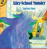 The After-School Monster, Marissa Moss, 0140548297