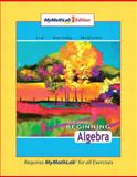 Beginning Algebra MML Edition, Lial, Margaret L. and Hornsby, John, 0321498291
