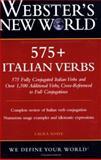 Webster's New World 575+ Italian Verbs, Laura Soave, 0471748293