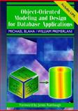 Object-Oriented Modeling and Design for Database Applications, Blaha, Michael and Premerlani, William, 0131238299