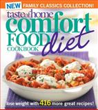 Taste of Home Comfort Food Diet Cookbook, Taste of Home Editorial Staff, 0898218292