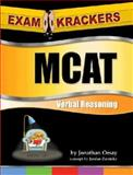 Examkrackers MCAT Verbal Reasoning and Math 9781893858299