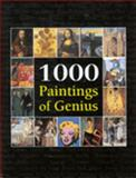 1000 Paintings of Genius, Victoria Charles and Joseph Manca, 1844848302