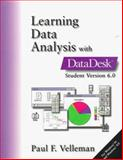 Learning Data Analysis with Datadesk for Windows 6.0 Book, Velleman, Paul F., 0201258307