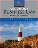 Andersons Business Law, Standard Edition, Twomey and Jennings, 0324638302