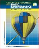 Student Solutions Manual for Mckeague's Basic Mathematics, 6th 9780534998301