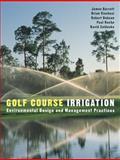 Golf Course Irrigation 9780471148302