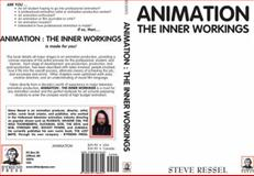 Animation : The Inner Workings, Ressel, Steve, 0978748301