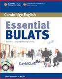 Essential BULATS, David Clark and Cambridge ESOL Staff, 0521618304