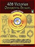 408 Victorian Ornamental Designs, F. Knight, 0486998304