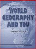 World Geography and You, Jared Bernstein, 0817268308
