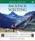 Backpack Writing, Faigley, Lester, 0205558305