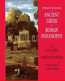 Introductory Readings in Ancient Greek and Roman Philosophy, C. D. C. Reeve, 0872208303