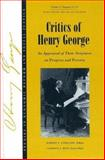 Critics of Henry George 9781405118309