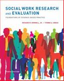 Social Work Research and Evaluation, Yvonne A. Unrau and Richard M. Grinnell, 0199988315