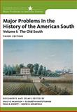 Major Problems in the History of the American South, McMillen, Sally G. and Turner, Elizabeth Hayes, 0547228317