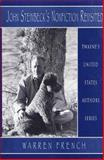 John Steinbeck's Non-Fiction Revisited, French, Warren, 0805778314