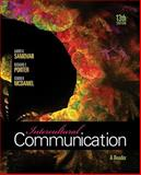 Intercultural Communication : A Reader, Porter, Richard E. and Samovar, Larry A., 0495898317