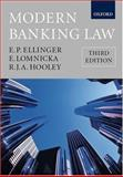 Modern Banking Law, Hooley, Richard and Lomnicka, Eva, 0199248311