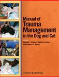 Manual of Trauma Management in the Dog and Cat, , 0470958316