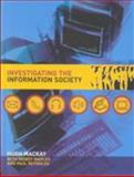 Investigating the Information Society, Mackay, Hugh and Maples, Wendy, 0415268311
