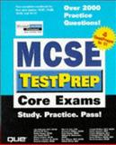 MCSE Testprep : Core Exams, New Riders Development Group Staff, 1562058312