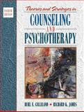 Theories and Strategies in Counseling and Psychotherapy, Gilliland, Burl E. and James, Richard K., 0205268323