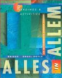 Alles in Allem (Readings and Activities) : An Intermediate German Course, Briggs, Jeanine and Engel-Doyle, Beate T., 0070078327