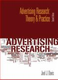Advertising Research : Theory and Practice, Davis, Joel J., 0132128322