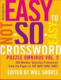 Easy to Not-So-Easy Crossword Puzzle Omnibus, New York Times Staff, 0312378327