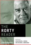 The Rorty Reader, Richard Rorty, 140519832X