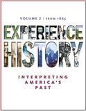 Experience History from 1865, Davidson, James West and DeLay, Brian, 0077368320