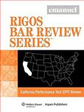 California Performance Test (CPT) Review, Rigos, James J., 073557832X