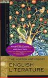 The Norton Anthology - English Literature, Greenblatt, Stephen, 0393928322