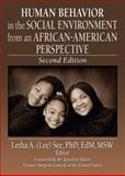 Human Behavior in the Social Environment from an African-American Perspective, Letha A See, 0789028328