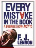 Every Mistake in the Book, F. J. Fenton, 0785818324