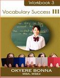 Vocabulary Success III, Okyere Bonna, 1477688323
