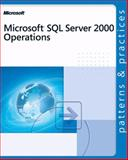 Microsoft SQL Server 2000 Operations, Microsoft Press Staff and Microsoft Corporation Staff, 0735618321