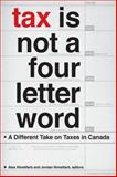 Tax Is Not a Four-Letter Word, , 1554588324