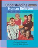 Understanding Human Behavior and the Social Environment, Zastrow, Charles H. and Kirst-Ashman, Karen K., 0534608337