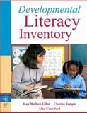 Developmental Literacy Inventory, Temple, Charles A. and Gillet, Jean Wallace, 0205458335