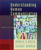 Understanding Human Communication, Adler, Ronald B. and Rodman, George, 0195178335