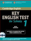 Cambridge KET for Schools, Cambridge ESOL, 0521178339