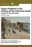 Major Problems in the History of the American South, McMillen, Sally G. and Turner, Elizabeth Hayes, 0547228333