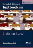 Honeyball and Bowers' Textbook on Labour Law, Honeyball, Simon, 019928833X