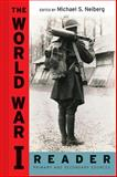 The World War I Reader