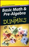 Basic Math and Pre-algebra for Dummies, Pocket Edition, Zegarelli, 1118368339